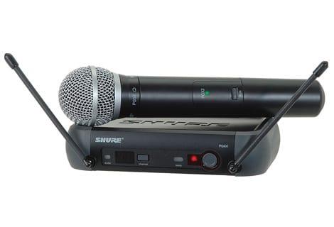 microfonos inalambrico
